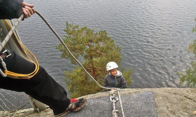 Palokuntanuorten päiväretki, Varalan Urheiluopisto Tampere