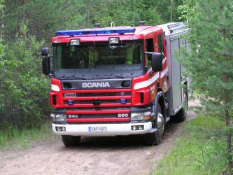 Poistunut kalusto - Sammutusauto V11 2002-2014