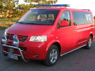 Miehistöauto V17 2007-2011