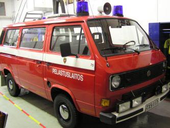 Miehistöauto V17 2006-2007